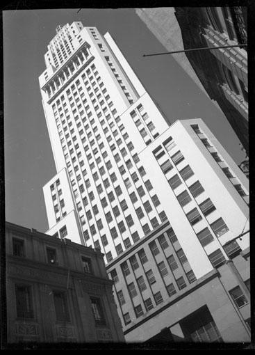 Edifício Altino Arantes em 1949/ Acervo PMSP/ Aurélio Becherini