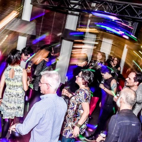 Festa de lançamento do projeto A Vida no Centro. Foto: Dule Oliveira/Studio Vikings