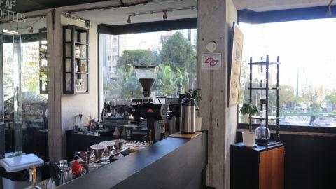 Isso é Café, cafeteria no Mirante 9 de Julho. Foto: Denize Bacoccina