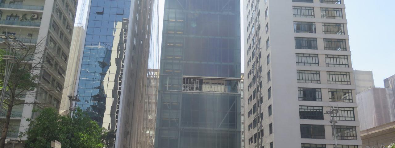 Nova sede do IMS, na Avenida Paulista. Foto: Denize Bacoccina