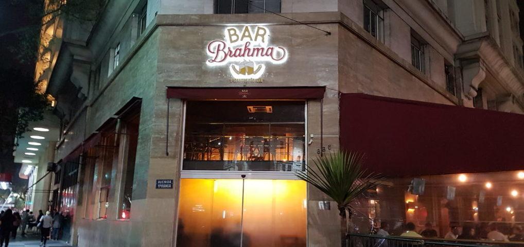 Clube da Imprensa vai movimentar o Bar Brahma todas as terças