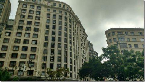 Antigo Hotel Cambridge, hoje ocupação do MSTC (Movimento dos Sem Teto do Centro)Foto: Katia Kuwabara