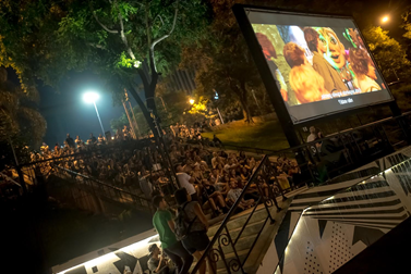 Cinema no Mirante