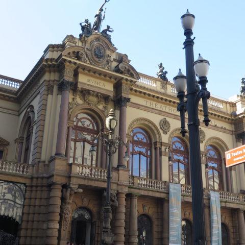 Theatro Municipal de São Paulo. Foto: Denize Bacoccina