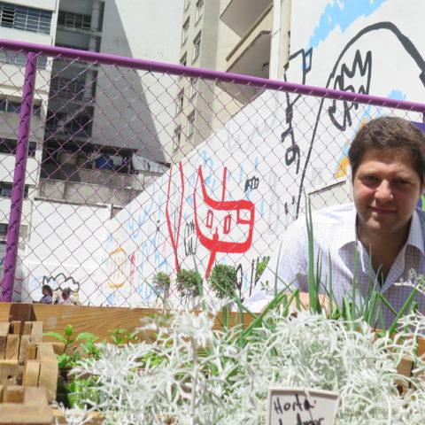 André Czitrom, diretor da construtora Magik JC. Foto: Denize Bacoccina