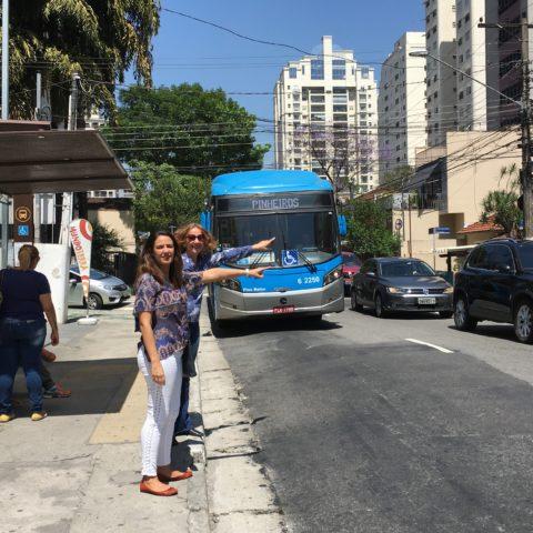 Anna Paula Serodio e Chantal Brissac, fundadoras do Pro Coletivo. Foto: Lu Gebara