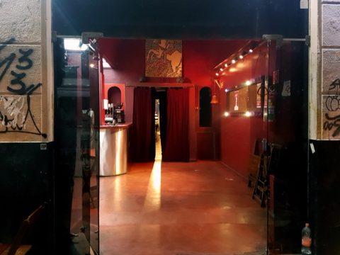 Bar do Espaço Satyros