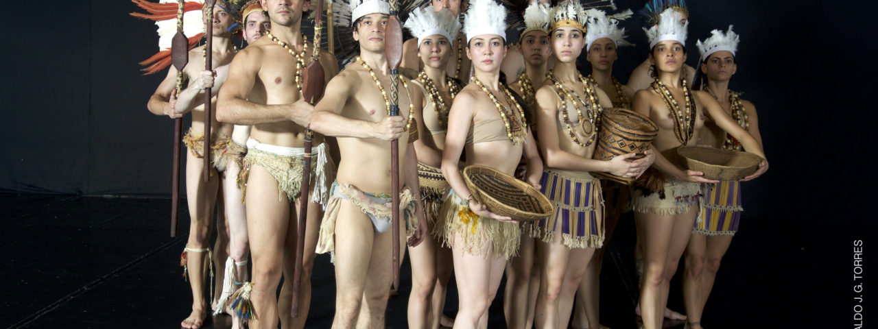 Ballet Stagium apresenta Kuarup