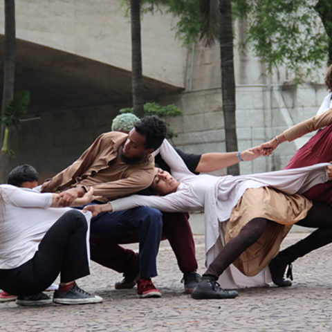 Coletivo Desvelo - Praga da Dança
