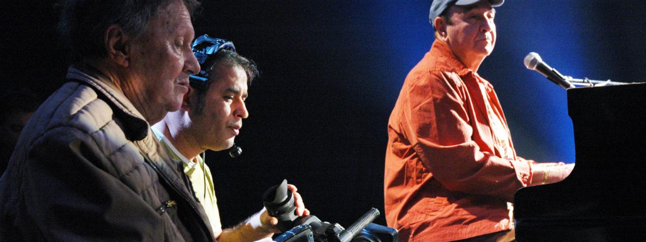Programa Ensaio - Fernando Faro, João Donato e Paulo Moura. Foto: Jair Bertolucci/CEDOC