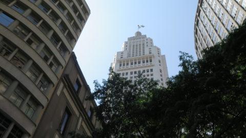 Edifício Altino Arantes, símbolo de São Paulo, foi sede do Banespa e foi vendido para o Santander em 1999