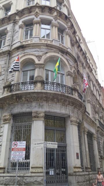 Sede do banco alemão Deutsch Bank