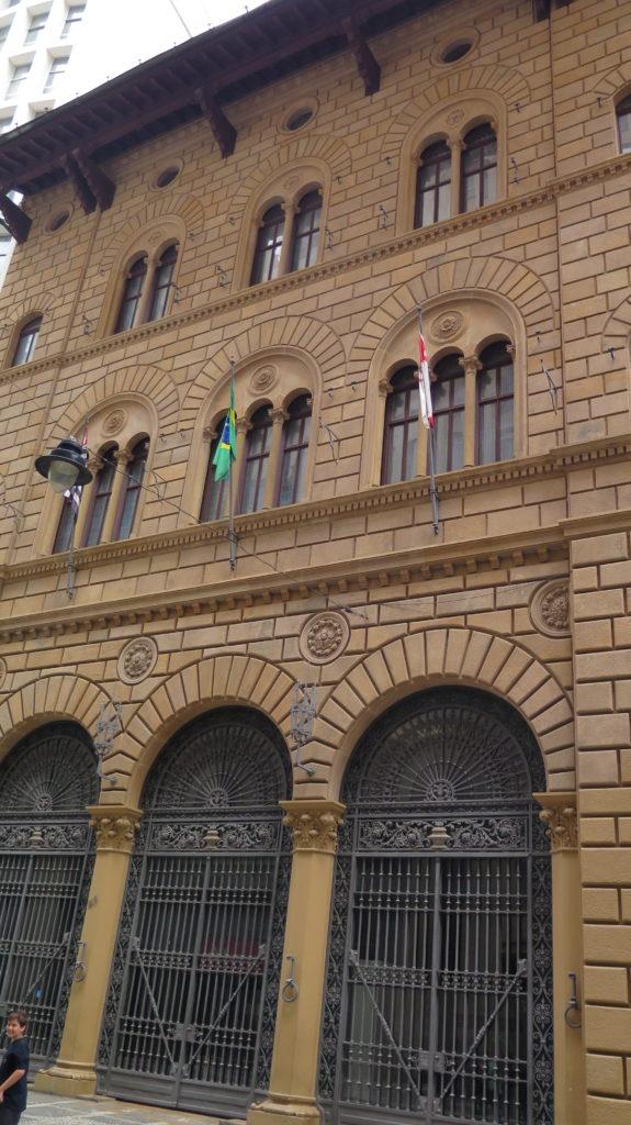 Sede do Banco Francês e Brasileiro