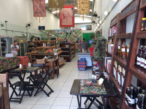 Armazém do Campo, loja e café com música ao vivo