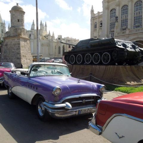 Museu da Revolução. Havana, 2015