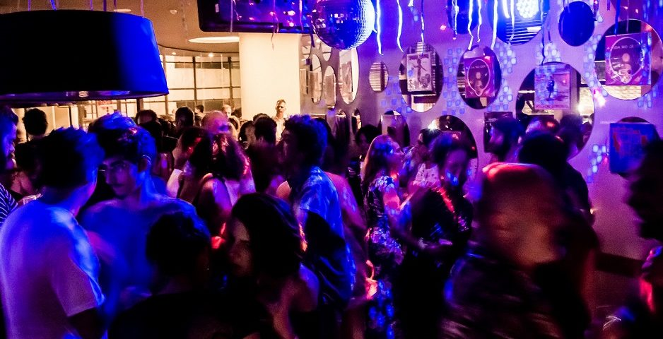 festa A Vida no Centro