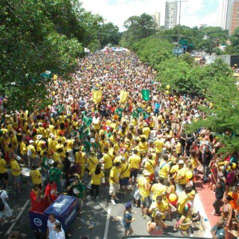 Carnaval de rua em Sção Paulo Foto: Luiz Guadagnoli/ Secom/ PMSP