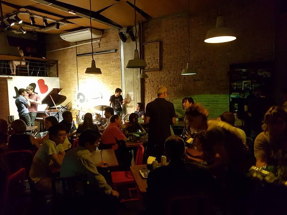Vila Buarque - Jazz B