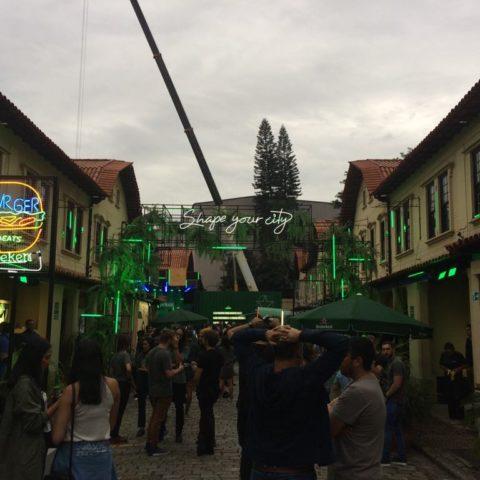 Heineken Block