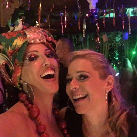 Baile de Carnaval no Drosophyla