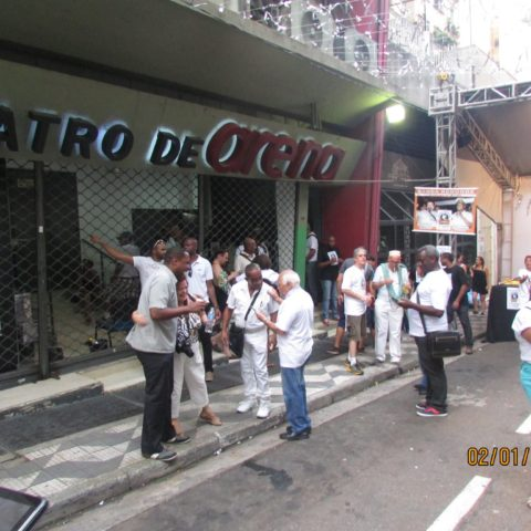 Teatro de Arena - Banda Redonda