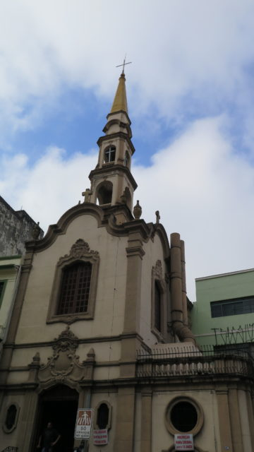 Igreja Santa Cruz das Almas dos Enforcados