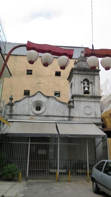 Capela Nossa Senhora dos Aflitos