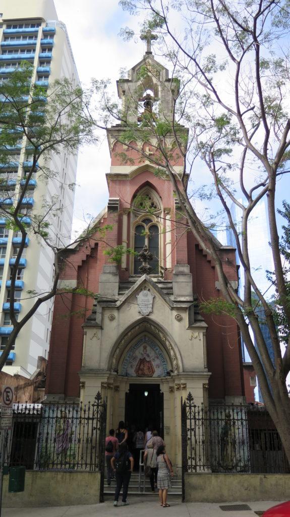 Capela do Menino Jesus e Santa Luzia