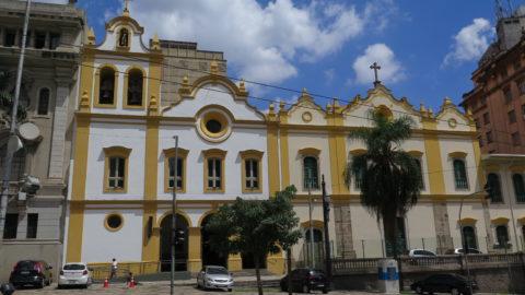 Igreja e Convento São Francisco de Assis