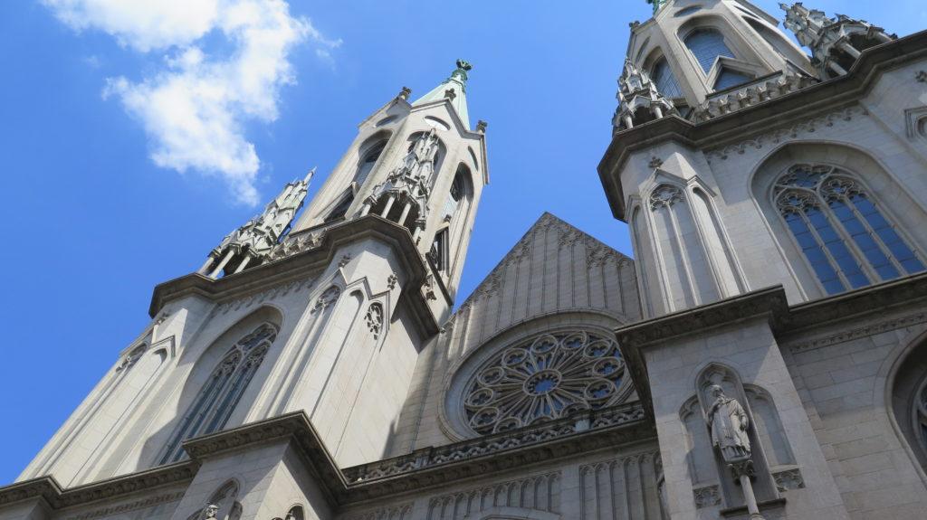 Onde passear em SP: Mosteiro São Bento