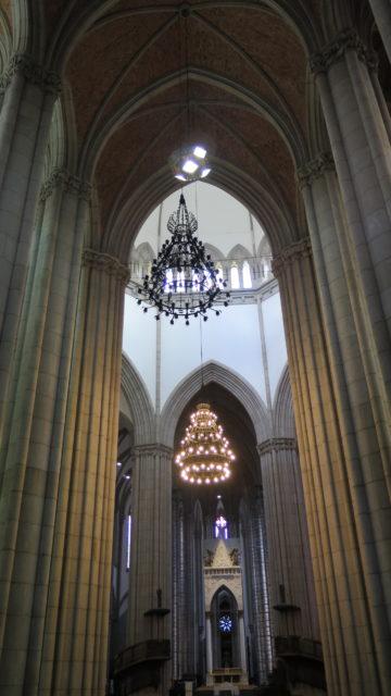 Interior da Catedral da Sé