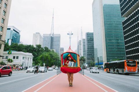 Paulista Cultural reúne centros culturais da Avenida num grande evento Foto: TiagoLima