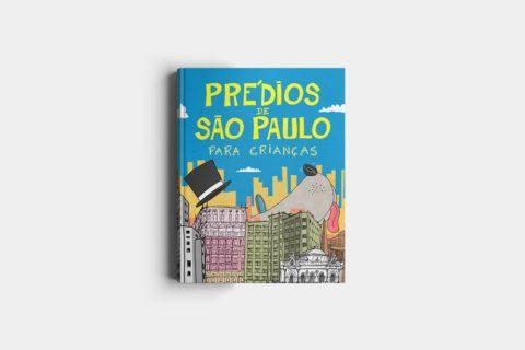 Livro Prédios de São Paulo para Crianças