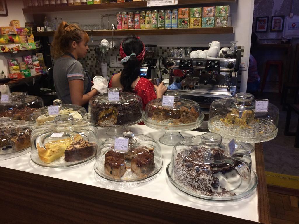 Magg Café: para um café com bolo ou um almoço rápido