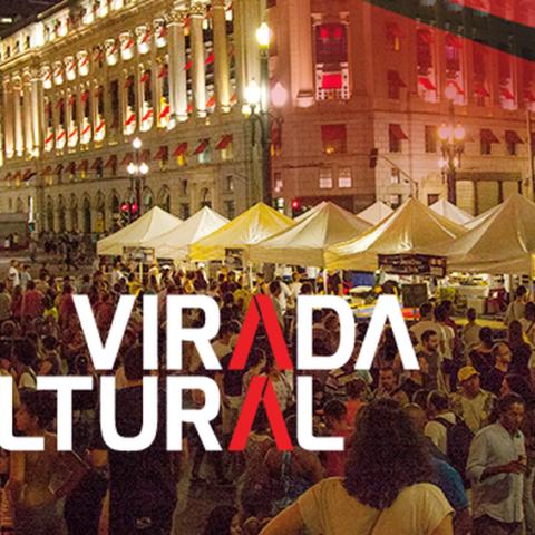 Virada Cultural no Centro