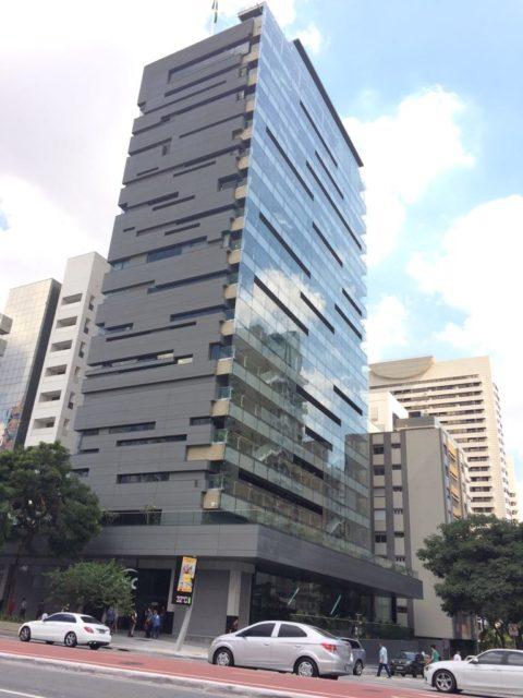 Sesc Avenida Paulista, bem no início da avenida icônica de São Paulo