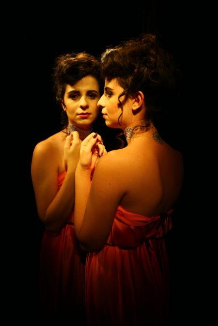 Sofia Riccardi em Cabaret Trans Foto: Salim Mhanna