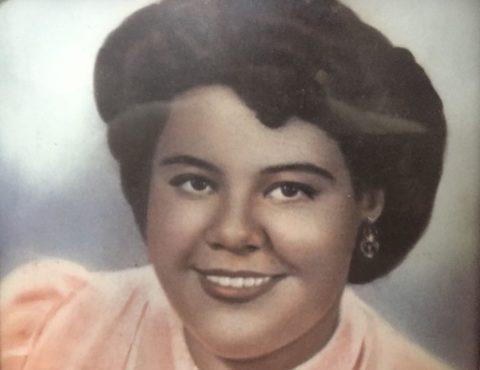 31 anos sem poder abraçar dona Ruth