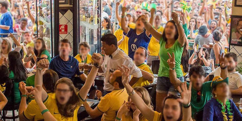 Bar Brahma terá programação especial para jogos da Copa