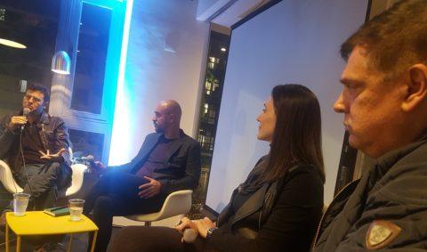 Diálogos A Vida no Centro debate reúne empreendedores da economia criativa para discutir o Centro de São Paulo
