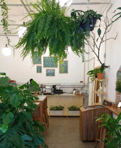 Jardin Cafeteria