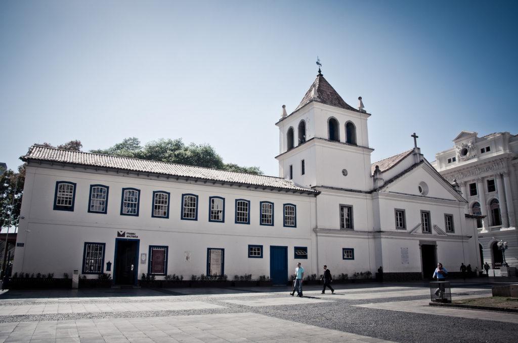Pátio do Colégio, o início de São Paulo