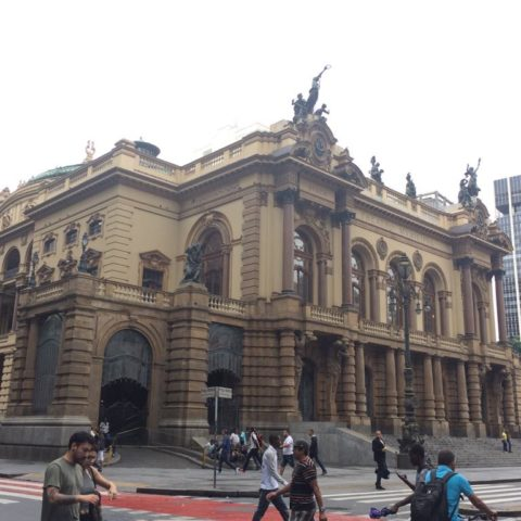 playlist centro de São Paulo