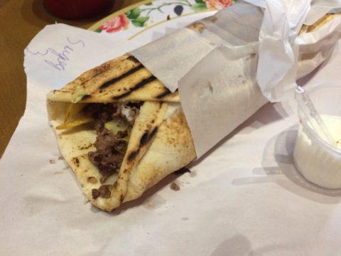 Shawarma do Vovô Ali