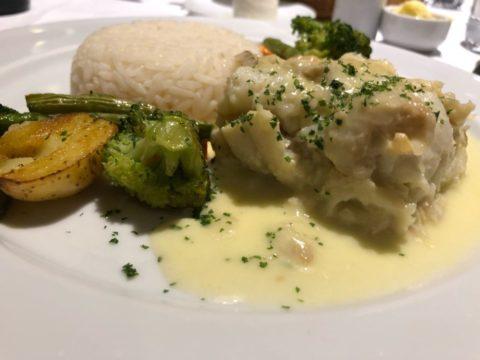 Bacalhau é o ingrediente principal na Tasca do Arouche