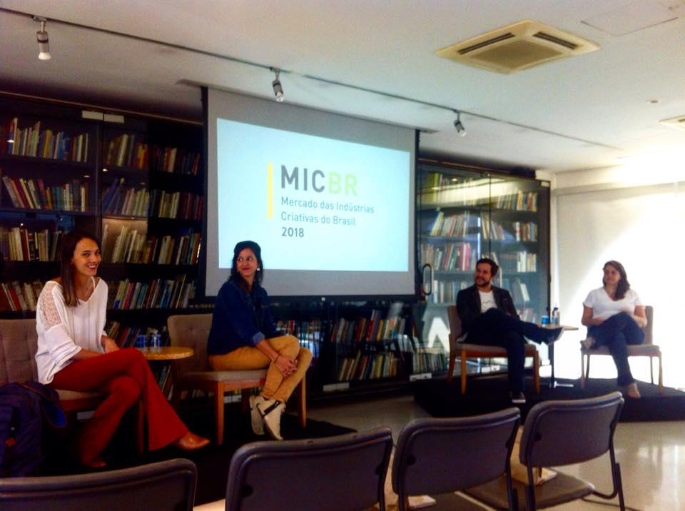 Painel sobre Mobilidade e Ocupação Cultural nos Centros Urbanos no MICBr