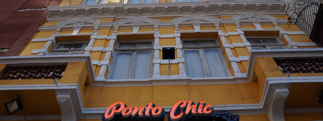 Restaurantes históricos-Ponto Chic