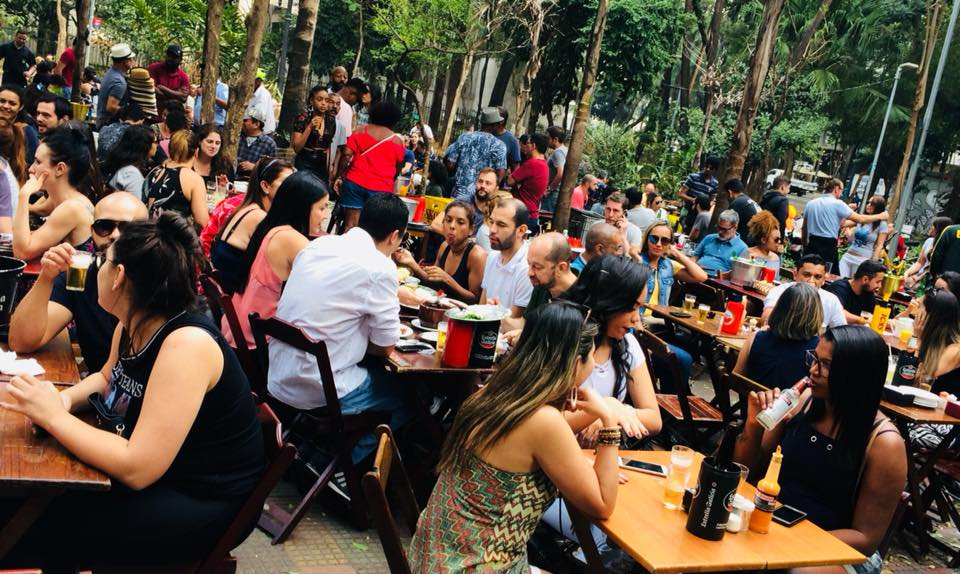 Bares para happy hour - Cachaçaria do Rancho