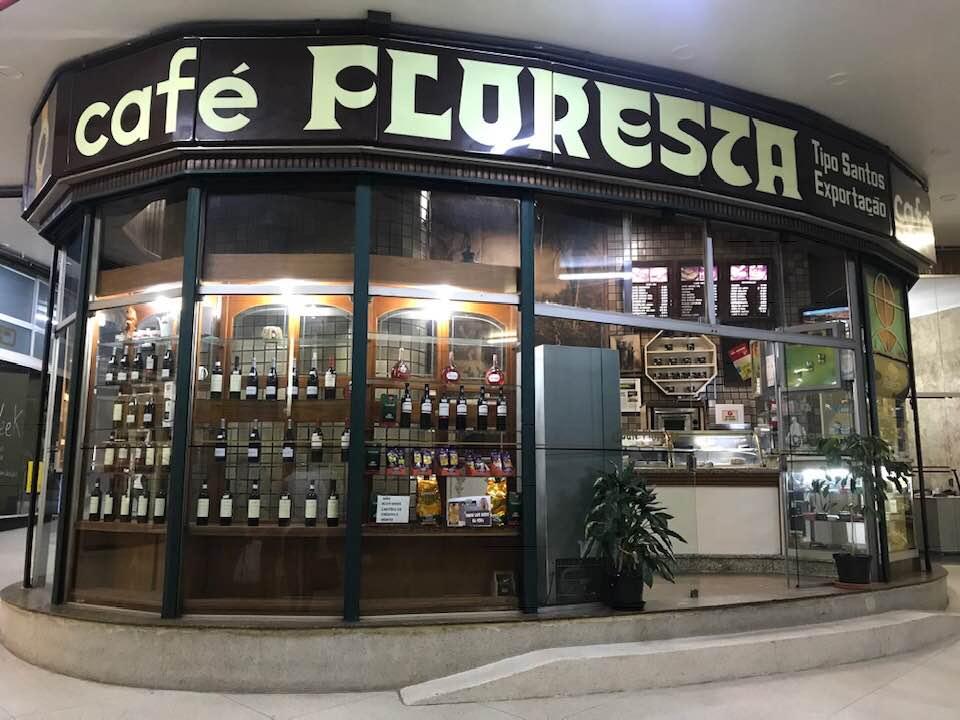Restaurantes históricos-café floresta