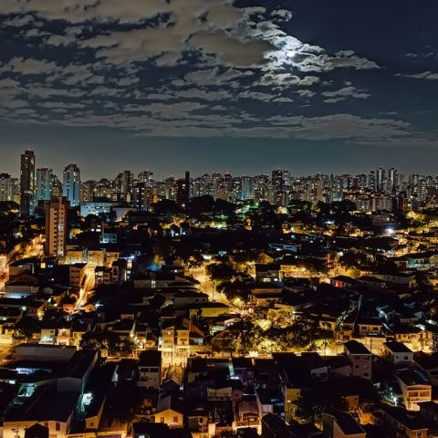 noite de São Paulo